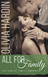 All for Family (The Rawley Family Romances Book 3)
