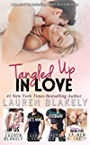 Tangled Up in Love: (Caught Up in Us, Pretending He's Mine, Trophy Husband & Playing With Her Heart) (Caught Up in Love)