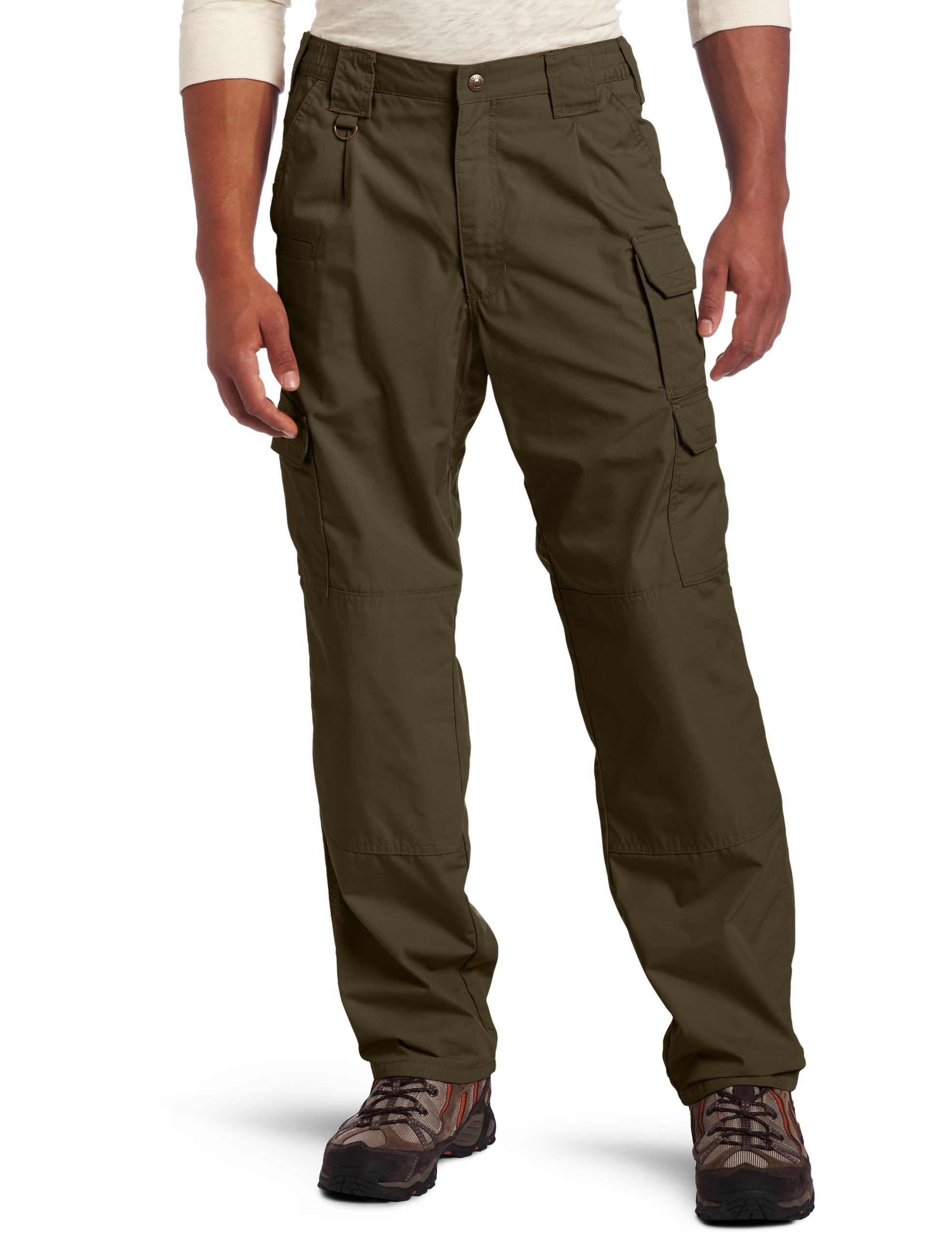 5.11 Men's TACLITE Pro Tactical Pants, Style 74273, Coyote, 34Wx34L