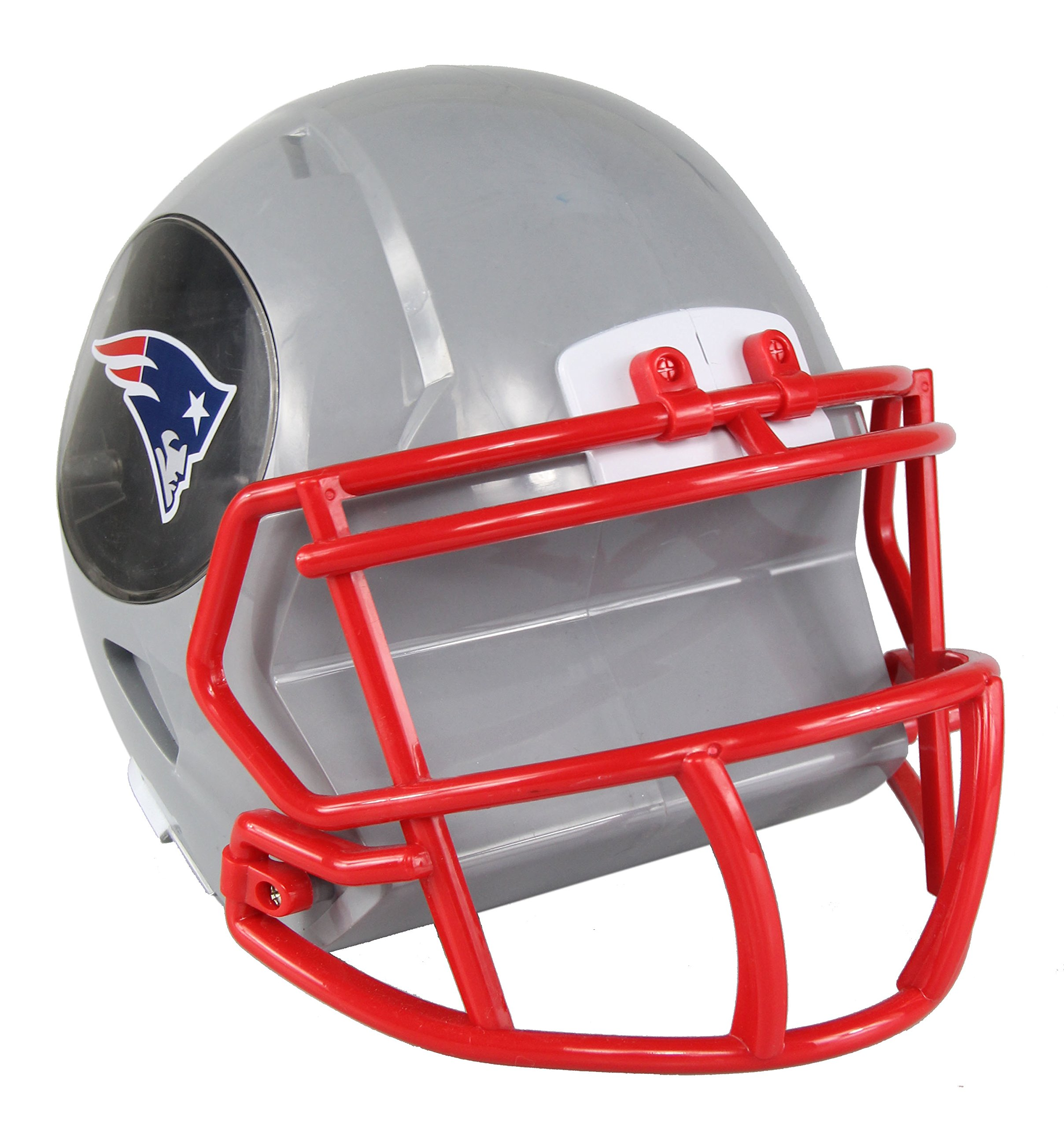 FOCO New England Patriots Abs Helmet Bank