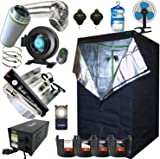 Best Complete Grow Room Full Setup 1.2 x 1.2 x 2m Grow Tent 5  In  sc 1 st  Amazon UK & Wilma10 System Hydroponic Grow Kit with DS120 Grow Tent: Amazon.co ...