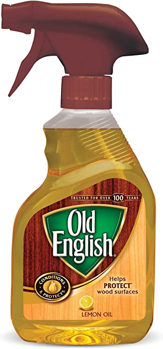 Top 7 Old English Furniture Polish Spray Lemon