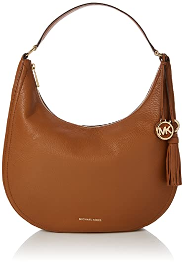 5c87efe70dc9 Amazon.com  Michael Kors Women s Lydia Shoulder Bag