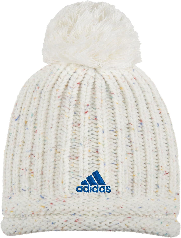 adidas MLS Montreal Impact Adult Women Fashion Yarn Cuffless Knit One Size Beige