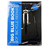 Park Tool Big Blue Book of Bicycle Repair - 3rd Edition (Paperback)