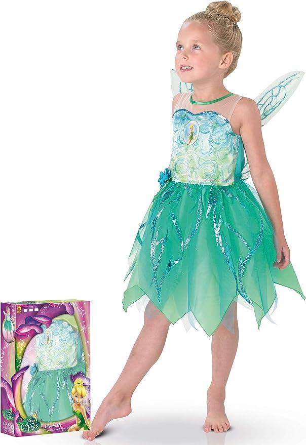 Disney - 154981s - Disfraces para Niños - Set Deluxe Tinkerbell ...