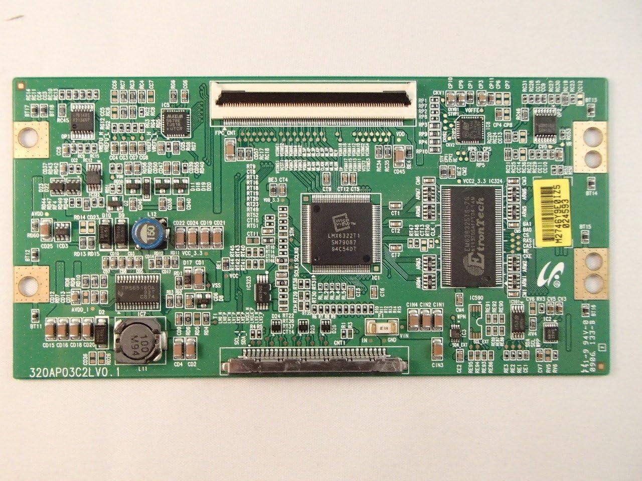 32 32AV502R 32AV52R 32C100U1 LJ94-02746Y T-Con LCD Timing Control Board