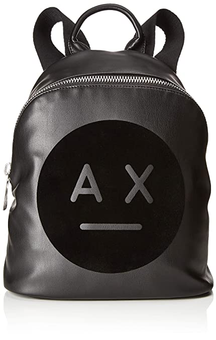 93f53b3e647 Armani Exchange Graphic Logo Backpack