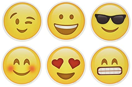 graphic regarding Large Printable Emojis identified as Imaginative Schooling Push Emojis Lower Outs, 3\