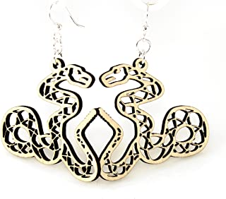 product image for Rattle Snake Earrings