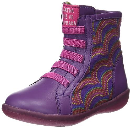 Agatha Ruiz de la Prada 181939, Botines para Niñas: Amazon.es: Zapatos y complementos