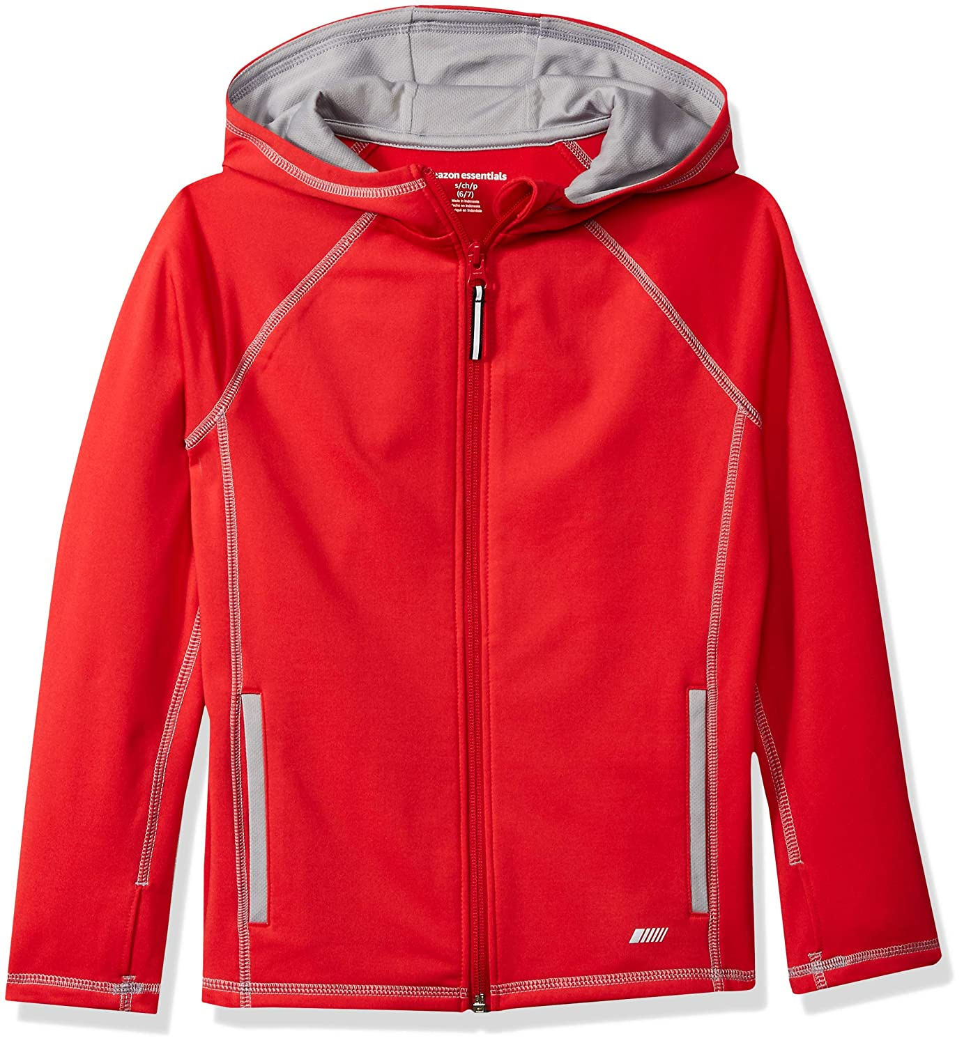 Essentials Full-Zip Active Jacket Bambino
