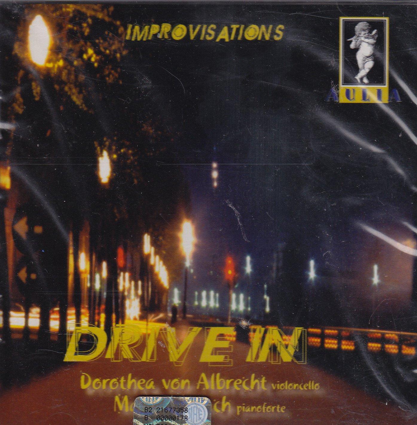 Regular safety discount Improvisations: Drive In