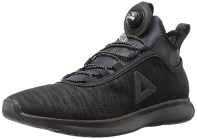 Reebok Pump Plus Flame Shoe Black Womens 6: Amazon.in