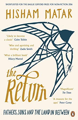 The Return: Fathers; Sons and the Land In Between