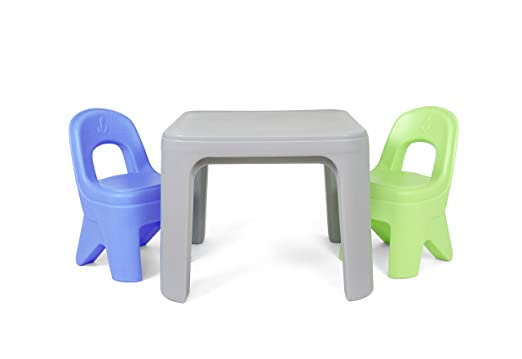 Amazon.com: Simplay3 - Juego de mesa y silla para niños: Baby
