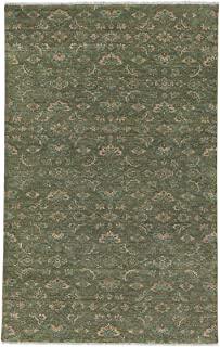 product image for Illustrious Clover 10' x 14' Rectangle Hand Knotted Rug