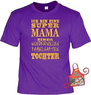 Unbekannt Mama Tochter Weihnachtsgeschenk Set Lustiges Sprüche T
