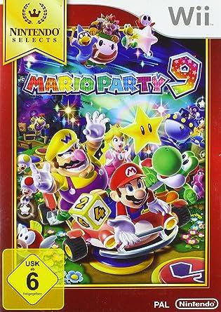 Nintendo Mario Party 9, Wii - Juego (Wii, Nintendo Wii, Aventura, E ...
