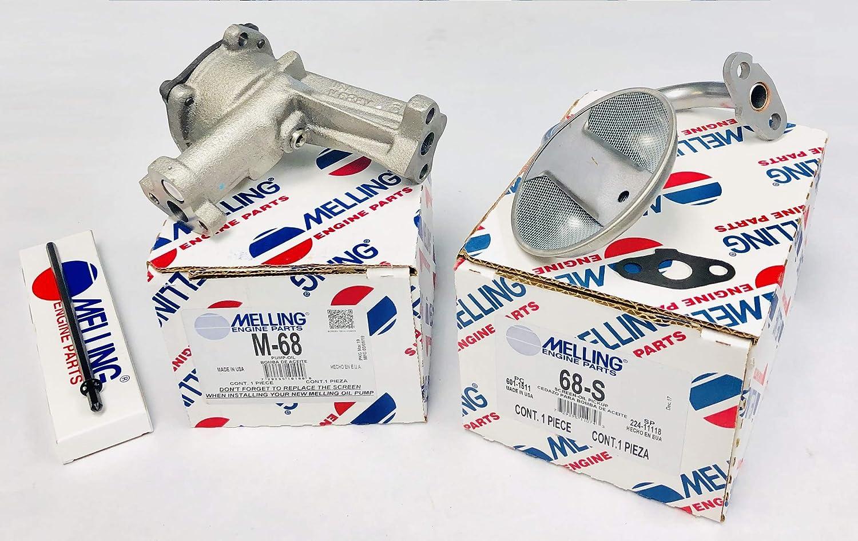 Engine Oil Pump Repair Kit-Base Melling K-68