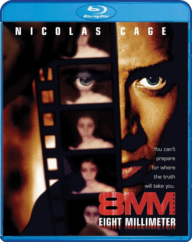 8MM [Blu-ray] Nicolas Cage Joaquin Phoenix James Gandolfini Catherine Keener