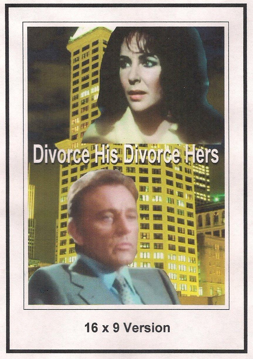 Divorce His; Divorce Hers 16x9 Widescreen TV. by AFA Entetrtainment