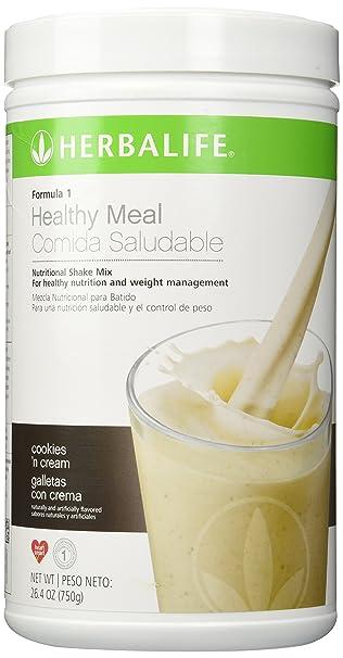 Lose Weight Healthy Meal Formula 1 - Eje nutricional (mezcla ...
