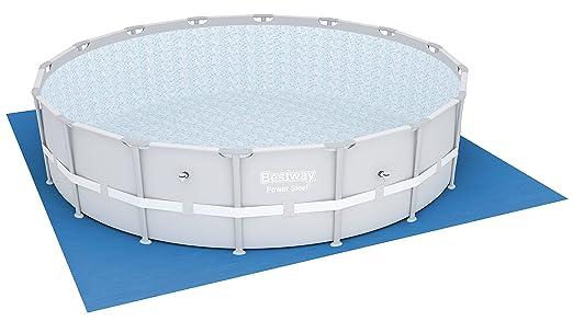 Tapiz de Suelo para piscina Bestway 520x 520 cm