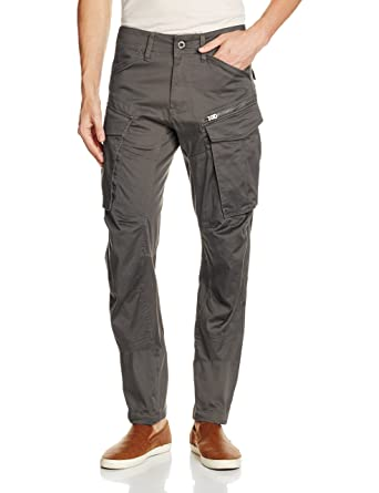 b37b5f10e3e Amazon.com: G-Star Raw Men's Rovic Zip 3D Tapered: Clothing