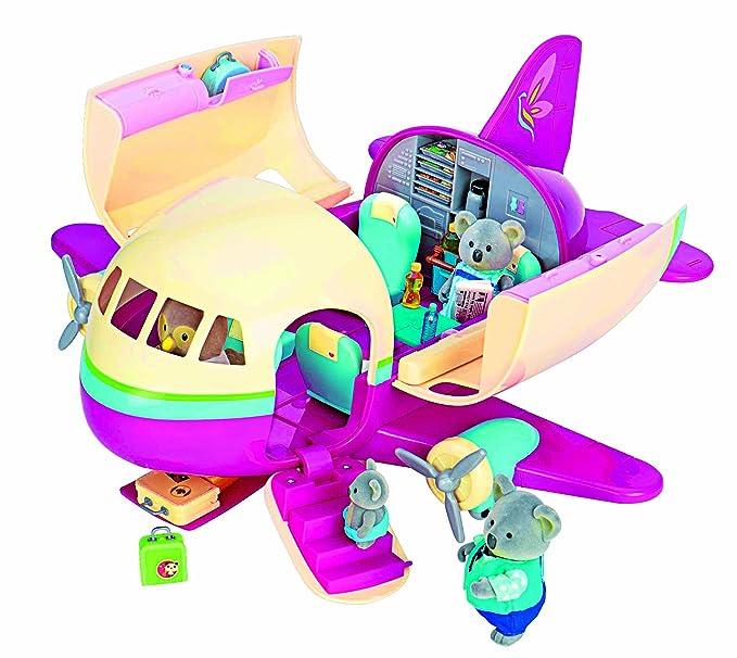 Imaginarium Avión de Juguete con Accesorios 87623: Amazon.es: Juguetes y juegos