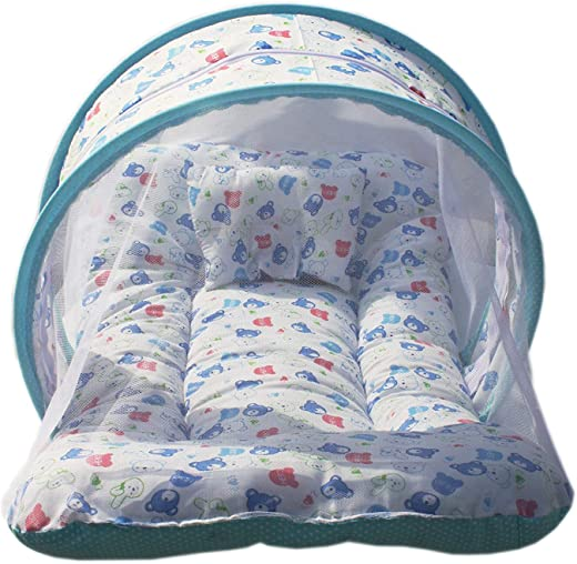 Nagar International Baby Luxury and High Quality Toddler Bedding Set with Mosquito...