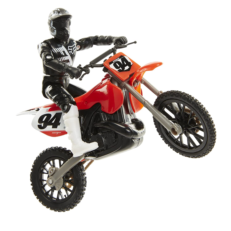 MXS Motocross Sound FX Bike & Rider Series 7 - #94 Ken Roczen Jakks 40099