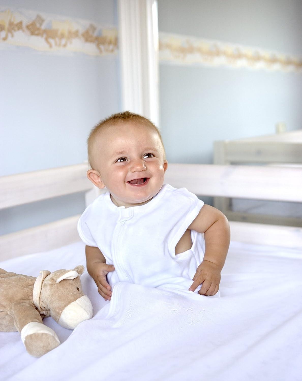 Sábana Fantasma cuna 60cm x 120cm - la sábana de seguridad original (BLANCO): Amazon.es: Bebé