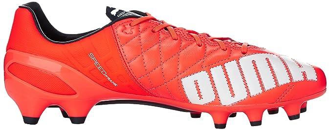 8a1d88ebaf4123 Puma Evospeed 1.4 Lth FG, Scarpe da Calcio Uomo: Amazon.it: Scarpe e borse
