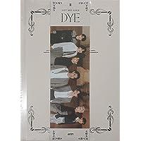 K-POP GOT7 - DYE, 11th Mini Album, Ver. 2 incl. CD, 80pg PhotoBook, PhotoCard, Mirror Card, Bookmark, PreOrder Benefit, Folded Poster, Extra Photocards