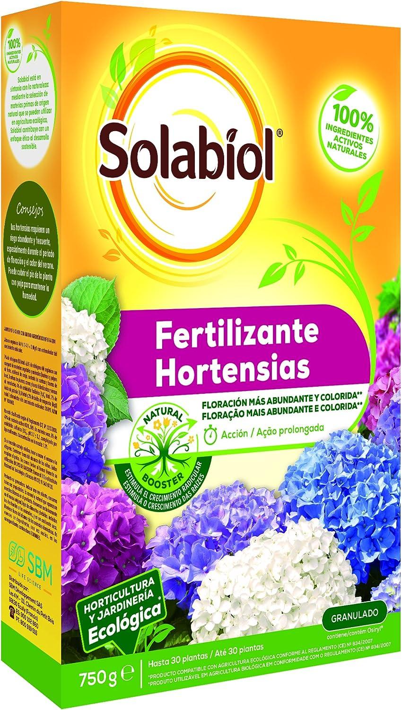 Solabiol - Fertilizante Rosales, 750 g: Amazon.es: Jardín