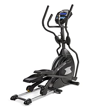 Xterra fs4.0e elíptica de Fitness, Color Negro