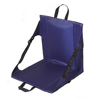 Crazy Creek Original Chair - The Original Lightweight Padded Folding Chair - Blue : Sports & Outdoors