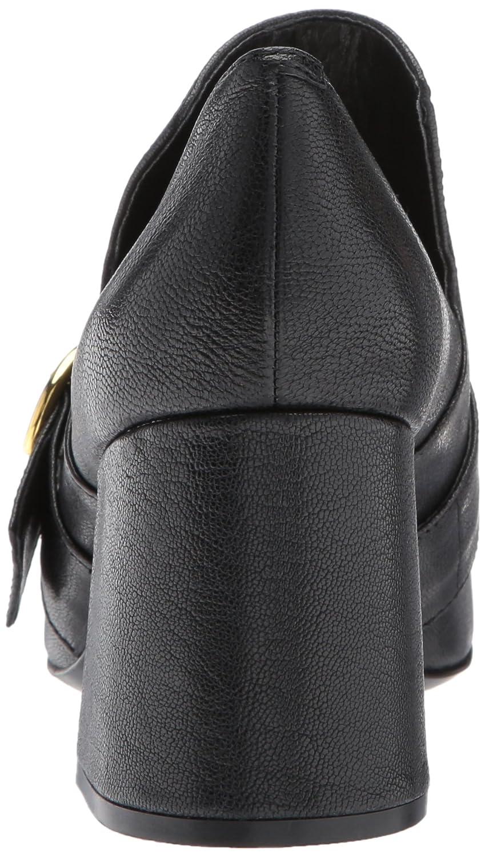 Nine West Frauen Alberry Alberry Alberry Loafer rechtwinklige Spitze Leder Klassische Pumps 769416