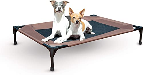 K&H-Pet-Products-Original-Pet-Cot-Elevated-Dog-Bed-Chocolate