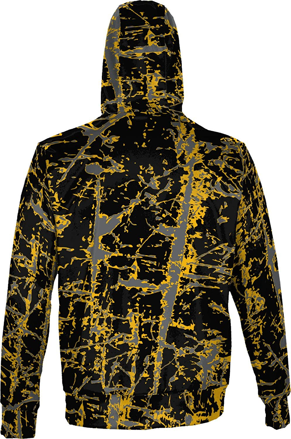 ProSphere Grambling State University Boys Fullzip Hoodie Distressed