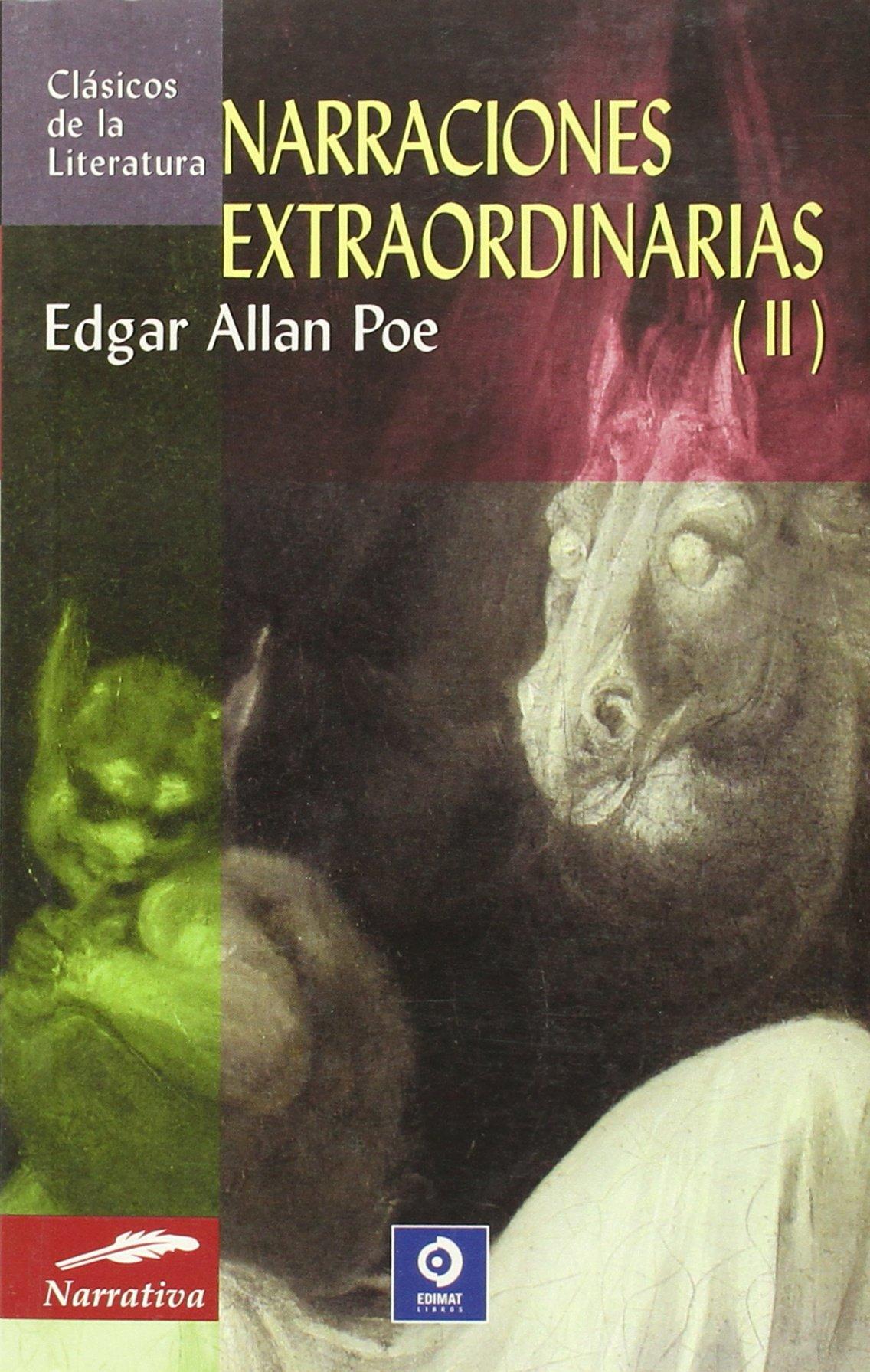 Download Narraciones extraordinarias (II) (Clásicos de la literatura series) (Spanish Edition) ebook