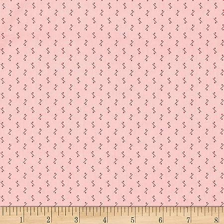 Windham Fabrics Colonial Williamsburg - Tela para camisa, color rosa