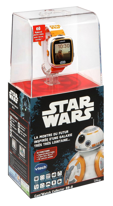 VTech Star Wars - Camwatch Collector BB8 - Electrónica para niños (5 año(s), Litio, 127 mm, 87 mm, 279 mm, 440 g)