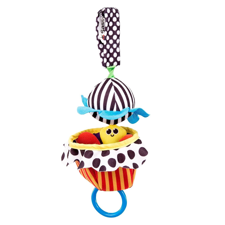 Sassy  ベビーカー用おもちゃ  ピーカブービー TYBW80574 B00XF7D5F2, チャイルドヴィーイクルズ 4e9484ef