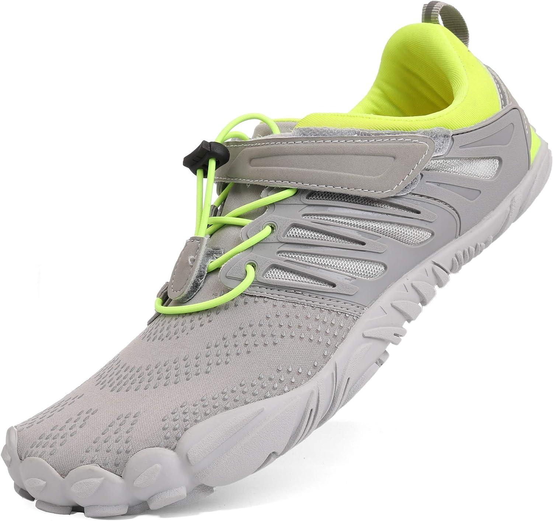WHITIN Zapatillas Minimalistas para Correr por Carretera para Hombre: Amazon.es: Deportes y aire libre