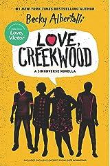 Love, Creekwood: A Simonverse Novella Kindle Edition