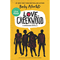Love, Creekwood: A Simonverse Novella book cover