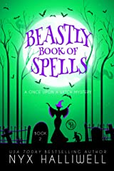Beastly Book of Spells (Once Upon a Witch 2) Kindle Edition