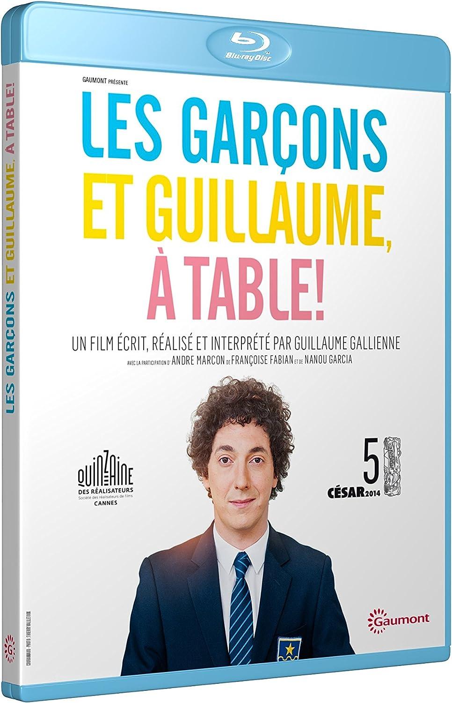 Les Garçons et Guillaume, à table ! César® 6 du meilleur film